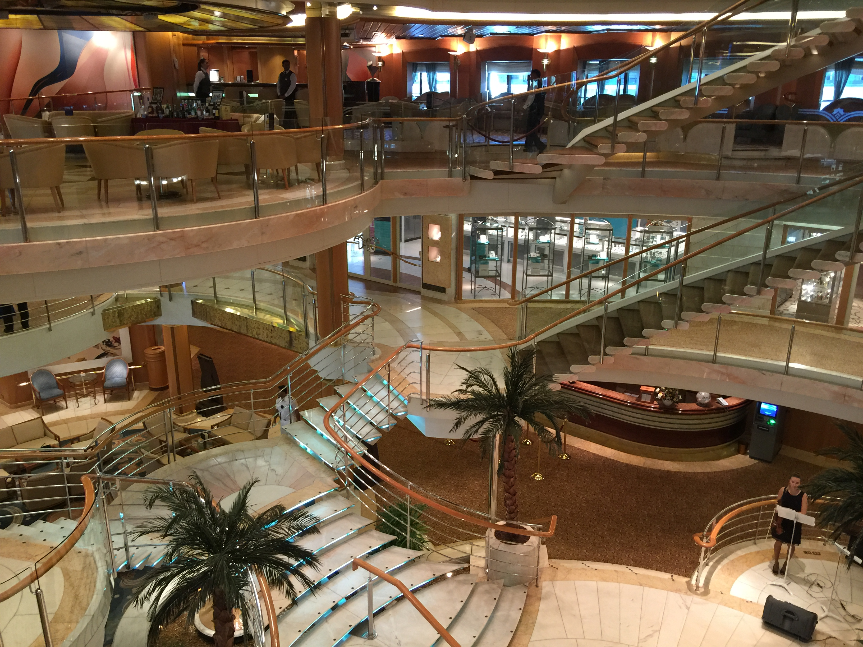 All Aboard the New Look Sun Princess